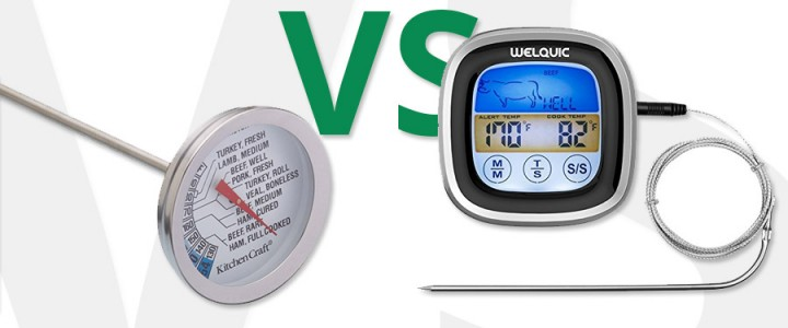 Quale termometro per Barbeque scegliere?