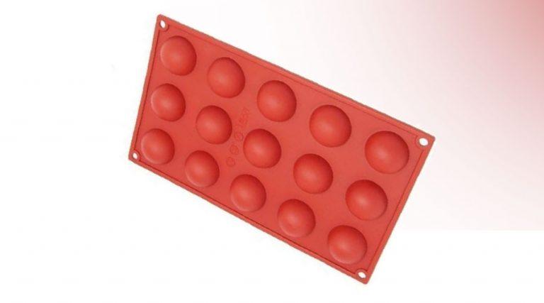 Stampo in silicone per biscotti o cioccolatini