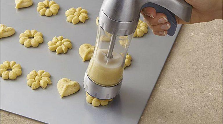 Sparabiscotti professionale per realizzare biscotti in poco tempo