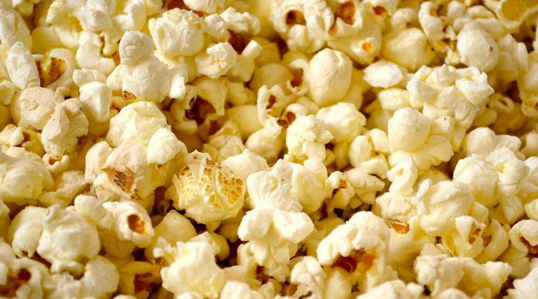popcorn in padella
