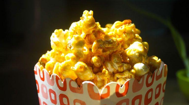 Popcorn al Caramello
