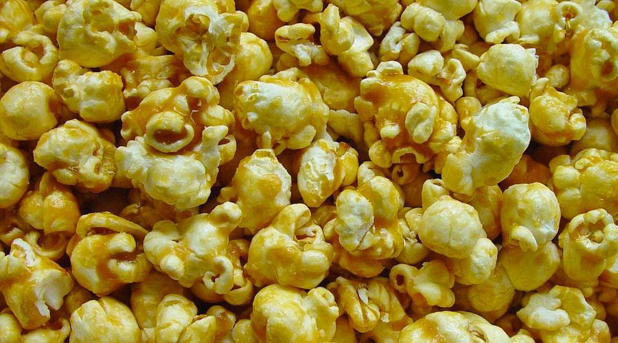 Popcorn vegani