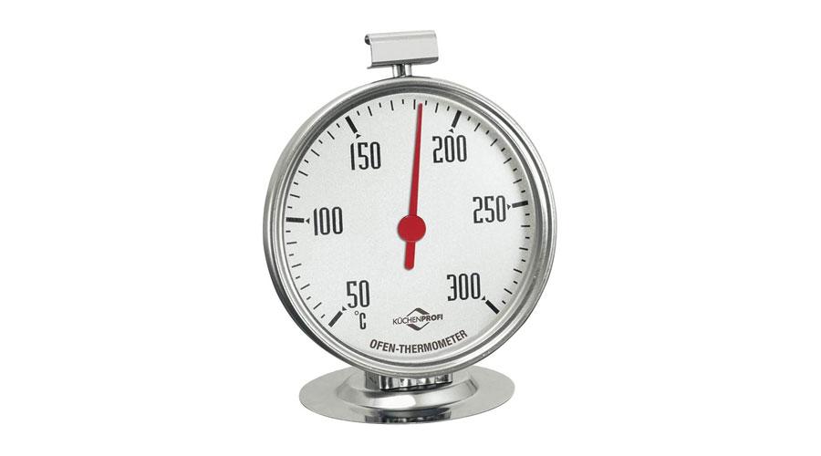 Termometro analogico da mettere nel forno di casa