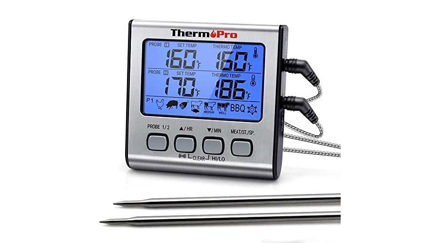 Termometro da forno con Sonda